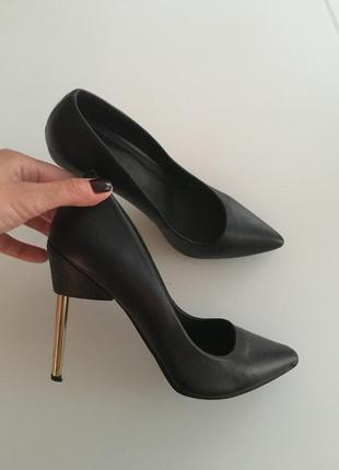 Туфли лодочки1 фото