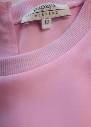 Нежная блузка/кофточка papaya4 фото
