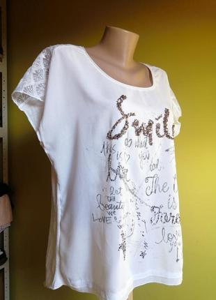 Стильна жіноча футболка tregy німеччина2 фото