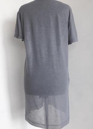 Неверятная футболка от y-3 yohji yamamoto,4(38-42), япония5 фото