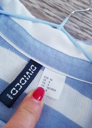 Сорочка на літо/ яскрава сорочка/ стильная рубашка от h&m3 фото