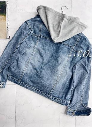 Куртка джинсовка3 фото