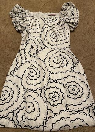 Платье шёлк италия1 фото