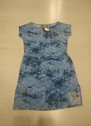 Легкое платье, штапель1 фото