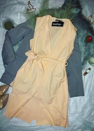 Плаття на запах нове1 фото