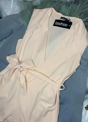 Плаття на запах нове3 фото