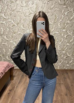 Пиджак приталенный турция размер м1 фото
