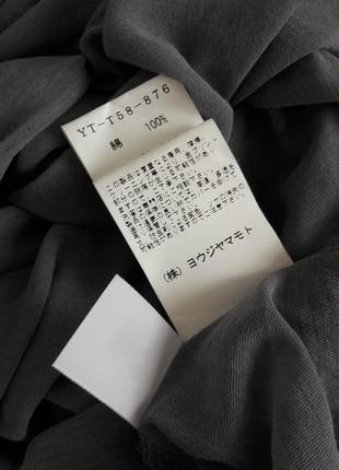 Неверятная футболка от y-3 yohji yamamoto,4(38-42), япония8 фото