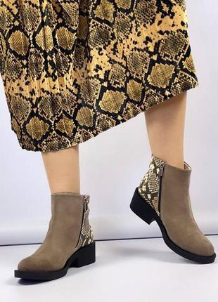 Ботинки 55624 фото