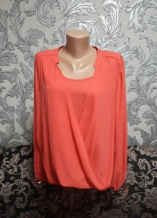 Блузка размер:xl1 фото
