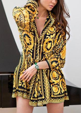 Платье-рубашка2 фото