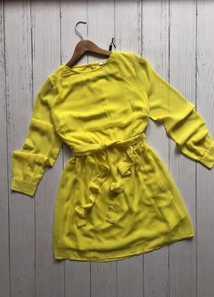Яркое платье1 фото