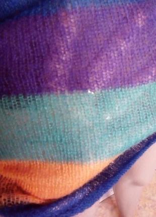 Легкий шерстяной свитерок/свитер/кофта/блузка/худи/рубашка/куртка/кардиган/гольф8 фото