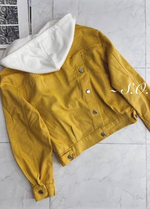 Куртка джинсовка +много цветов5 фото