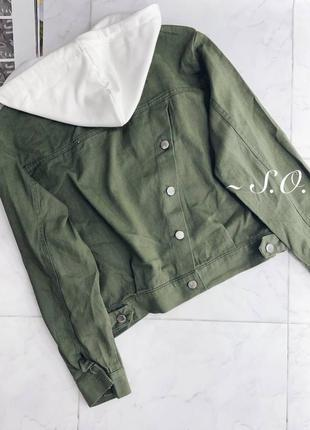 Куртка джинсовка +много цветов8 фото