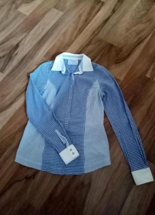 Женская рубашка рубашечка жіноча сорочка2 фото