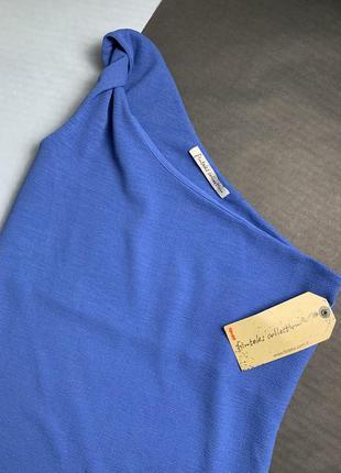 Красиве синє плаття2 фото