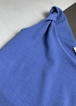 Красиве синє плаття3 фото
