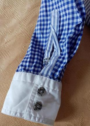 Женская рубашка рубашечка жіноча сорочка4 фото