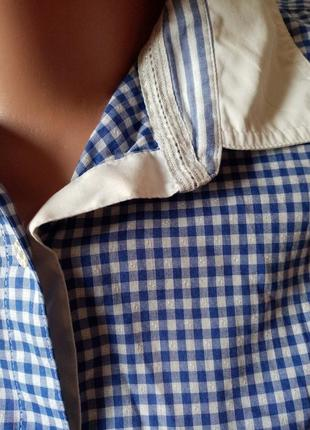 Женская рубашка рубашечка жіноча сорочка6 фото