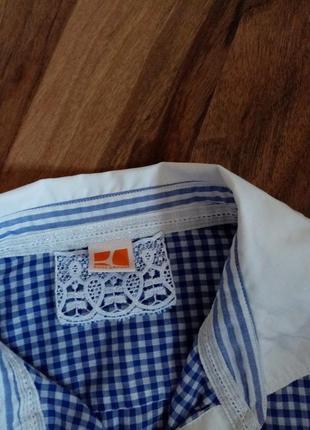 Женская рубашка рубашечка жіноча сорочка7 фото