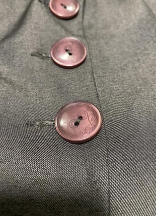 Пиджак приталенный турция размер м5 фото