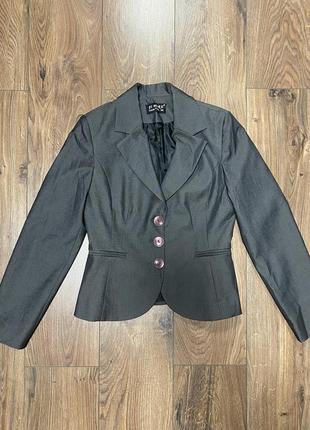 Пиджак приталенный турция размер м2 фото