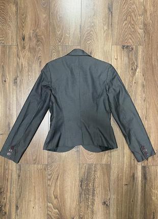 Пиджак приталенный турция размер м3 фото