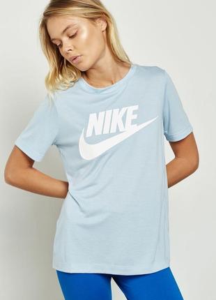 Женская футболка nike modern оригинал4 фото