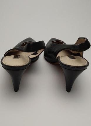 Туфли босоножки новые кожаные topshop 39/64 фото
