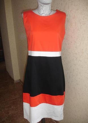 Фирменное george стильное платье на 46-48 размер в новом состоянии4 фото