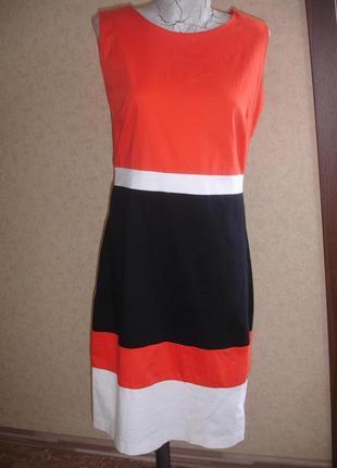 Фирменное george стильное платье на 46-48 размер в новом состоянии5 фото