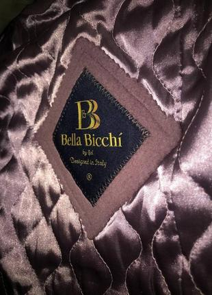 Bella bicchi пальто2 фото