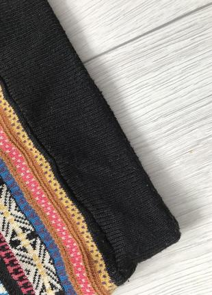 Юбка, вязанная юбка, разноцветная юбка, модная юбка, стильная юбка, зимняя юбка.10 фото