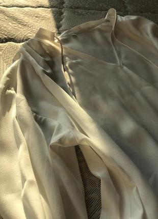 Красива, повітряна сукня на літо3 фото