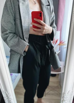 Классические брюки на поясе lc waikiki1 фото