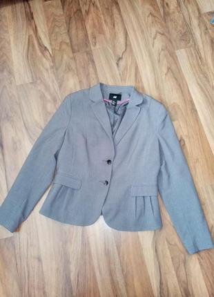 Жакет пиджак h&m3 фото
