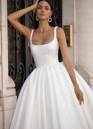 Весільна сукня, бренд millanova3 фото
