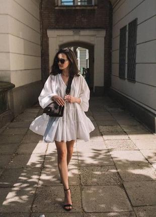 Красива, повітряна сукня на літо1 фото