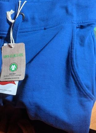 Джоггеры штаны брюки спортивные blue motion4 фото