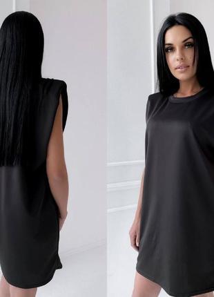 Платье  свободного кроя5 фото