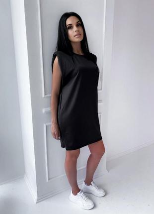 Платье  свободного кроя4 фото