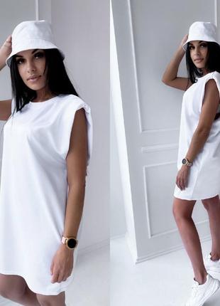 Платье  свободного кроя3 фото