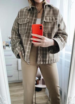 Оверсайз рубашка | stimma
