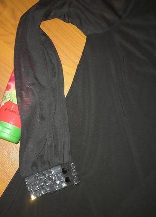 Черное платье5 фото
