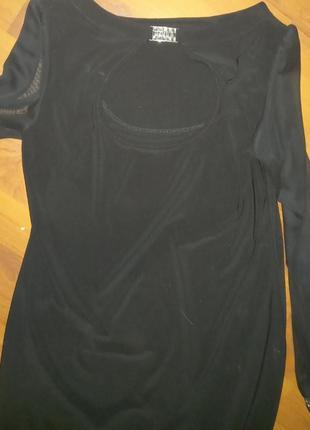 Черное платье2 фото