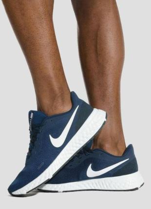 Фірма - кроссовки nike revolution 5 размер 41-43 новая оригинальная обувь !