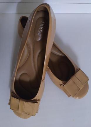 Балетк , туфли hotter comfort