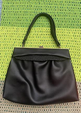 Винтажная сумка ридикюль идеальный цвет, размер, форма, состояние🙌🔥