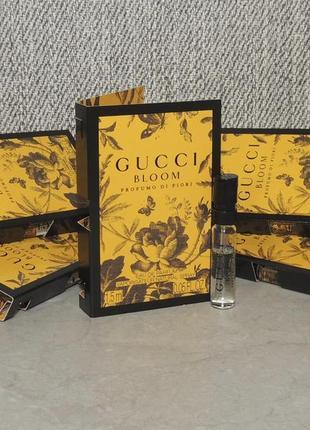 Gucci bloom profumo di fiori пробник для женщин оригинал